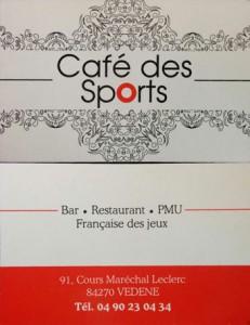 Cafedessports