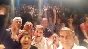 Selfie Théâtre du Rempart