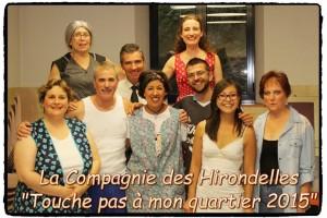 Cie des Hirondelles (Groupe TPMQ 2015)