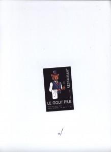 gout pile